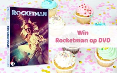 Winactie | 2x DVD Rocketman