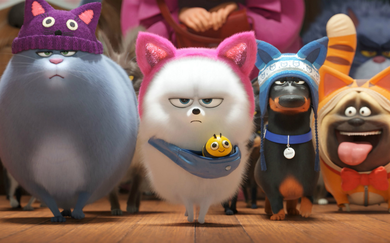 The Secret Life of Pets 2 still