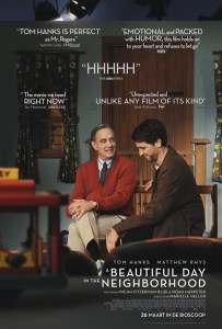 A Beautiful Day in the Neighbourhood poster