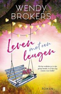 Boekrecensie | Leven met een leugen – Wendy Brokers