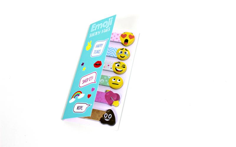 Emoji tabs