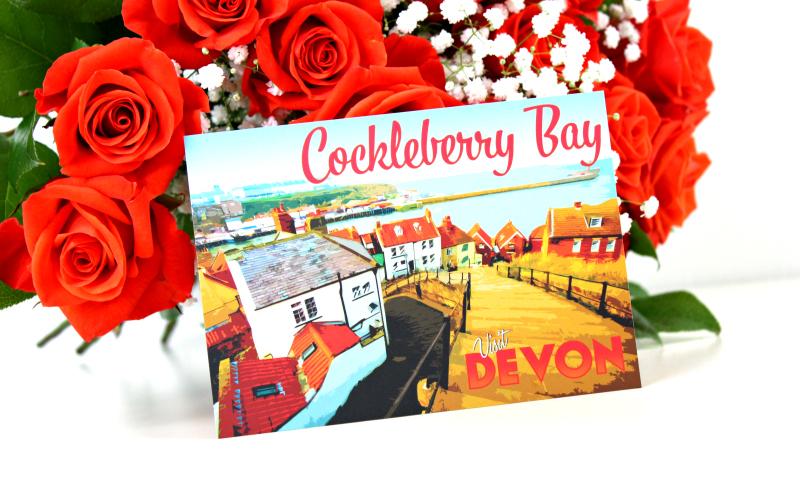 Een nieuwe kans in Cockleberry Bay - Nicola May