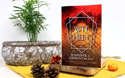 Boekrecensie | Witheet – Jennifer L. Armentrout