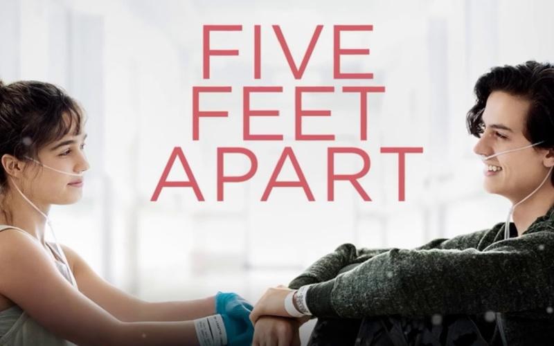 Five Feet Apart still