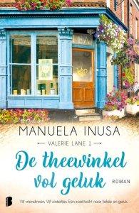 De theewinkel vol geluk - Manuela Inusa