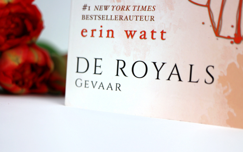 De Royals - Gevaar - Erin Watt