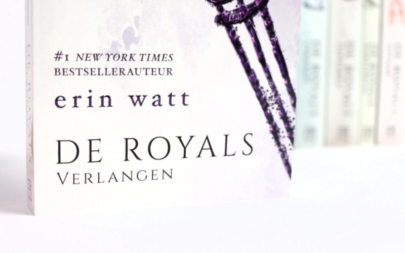 Verlangen - De Royals - Erin Watt