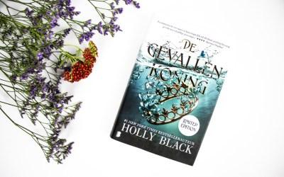 Boekrecensie | De gevallen koning – Holly Black