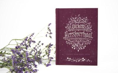 Boekrecensie | Dickens' Kerstverhaal – Merel Leene