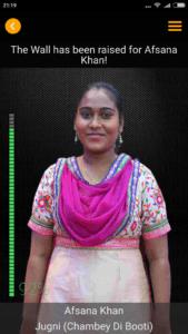 Afsana Khan Rising Star 2017 contestant Image
