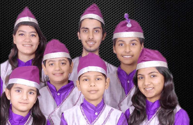Diljot Qawwali Group Image Rising Star 2017
