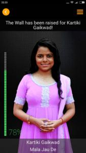 Kartiki Gaikwad Rising Star 2017 contestant Image