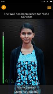 Nisha Sarvan Rising Star 2017 contestant Image