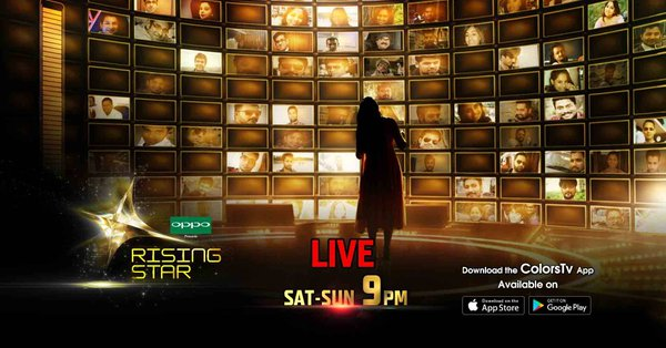 Rising star india 19th march episode
