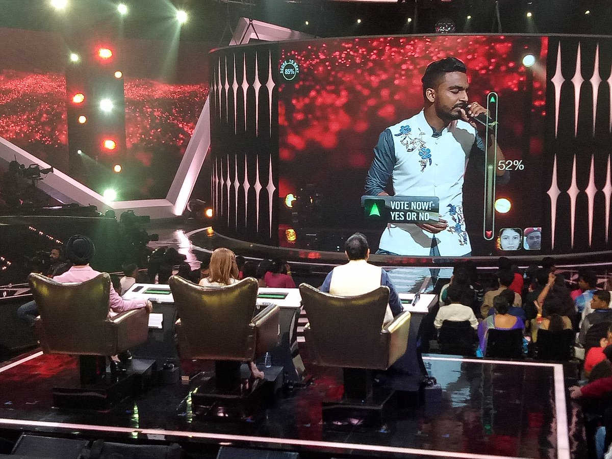 Bannet performance dedicated to his friend rising star India