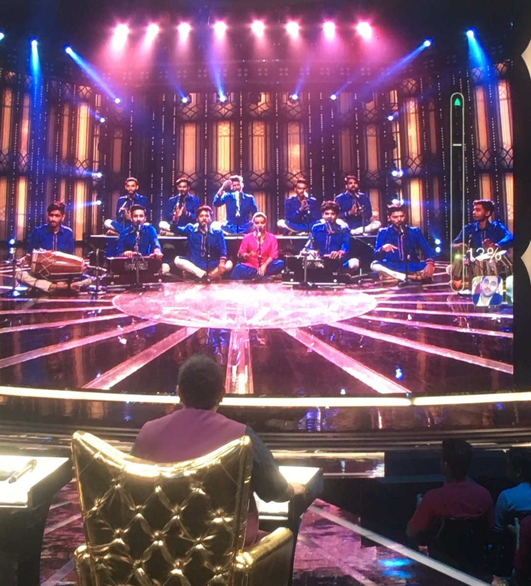 Afreen Group Rising Star Second Episode performance
