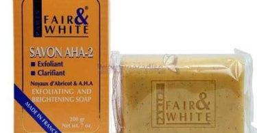 Fair And White Savon Aha-2 Soap