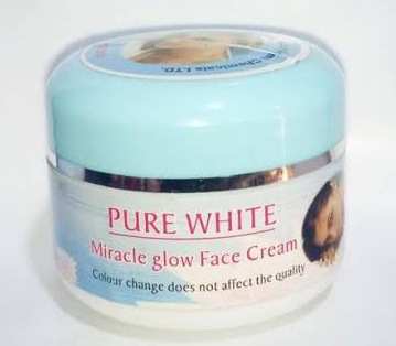 Pure White Miracle Glow Face Cream