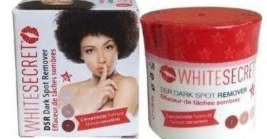 White Secret Face Cream