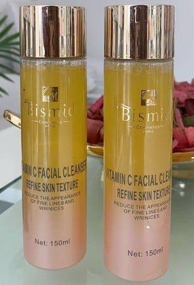 Bismid Vitamin C Facial Cleanser