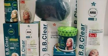 BB Clear Lightening Cream