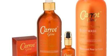 Carrot Glow Body Lotion
