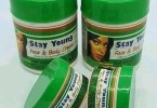 Stay Young Face And Body Cream