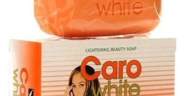 Caro White Lightening Soap