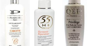 skin lightening cream for black skin