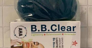 BB Clear Exfoliating Soap