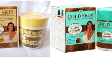 Gold Skin Face Cream