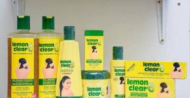 Lemon Clear Lotion