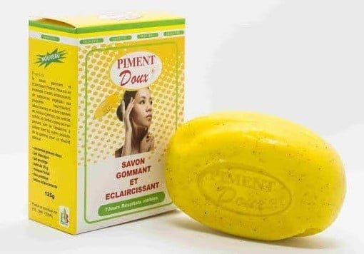 Piment Doux Exfoliating Soap
