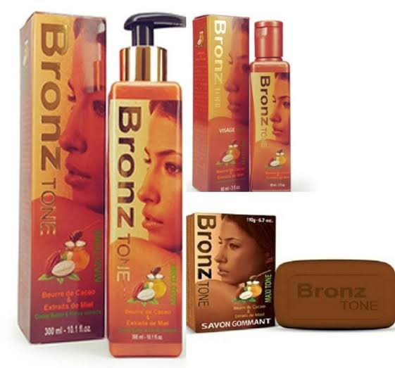 Bronze Tone Fade Milk