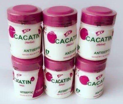 Cacatin Herbal Cream