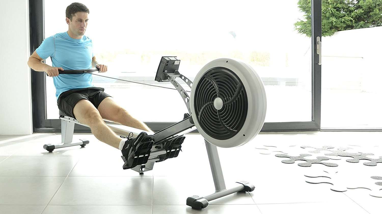 JTX Freedom Air Rower review: The PERFECT Concept 2 ...