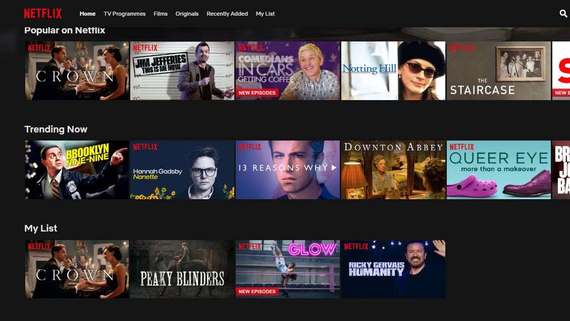 Why is your Netflix not working? Try these steps