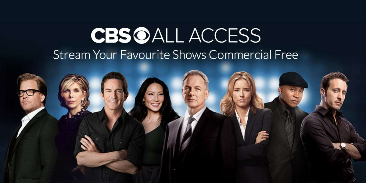 Watch CBS All Access Online with a VPN
