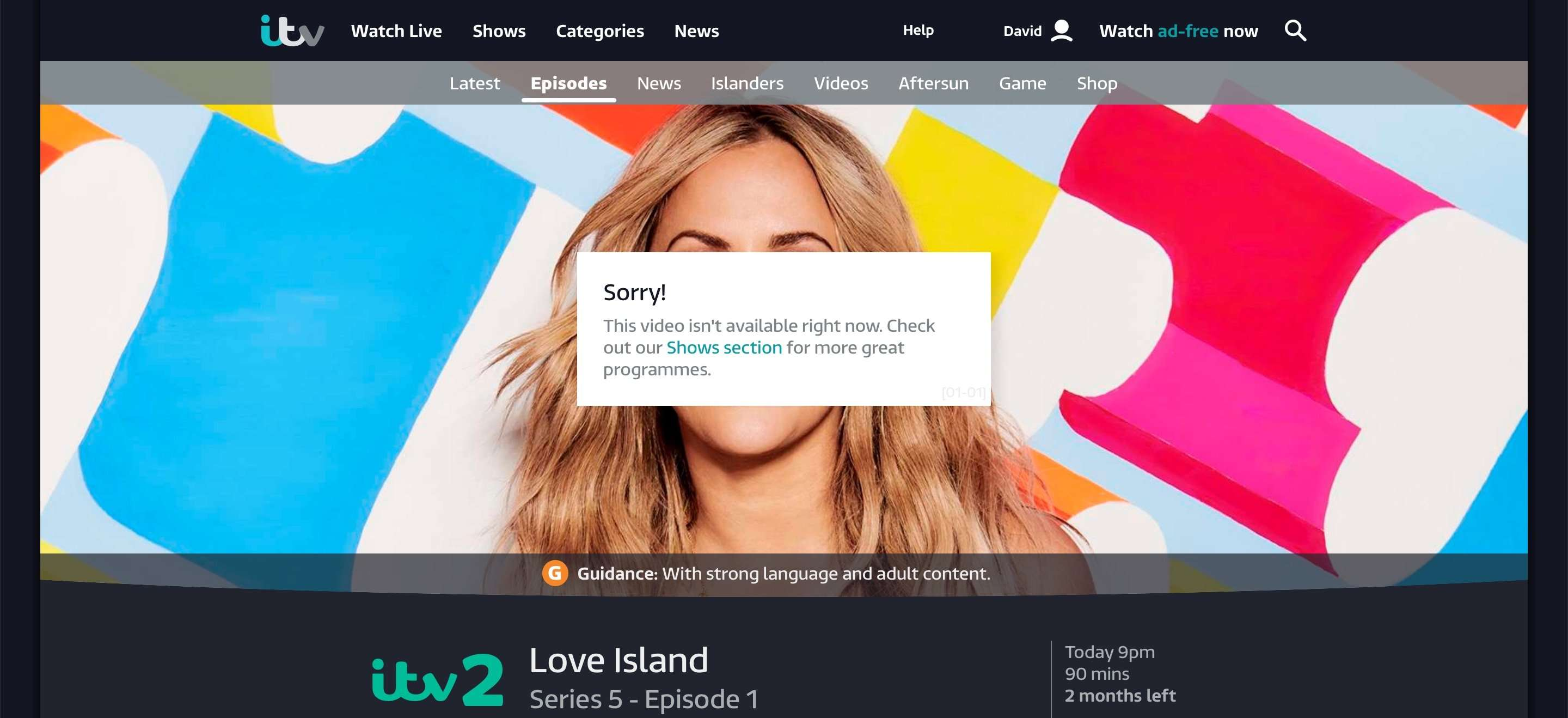 How to unblock and watch iTV channels anywhere outside UK ?