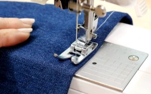 computerized sewing