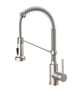 Kraus kpf-1610ss - bolden single handle kitchen faucet