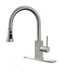 Wasserrhythm stainless steel kitchen faucet