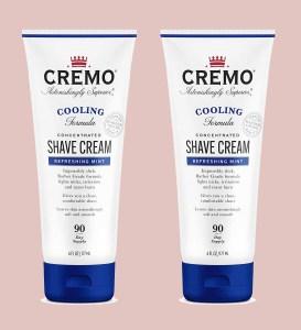 Cremo Barber Grade Cooling Shave Cream