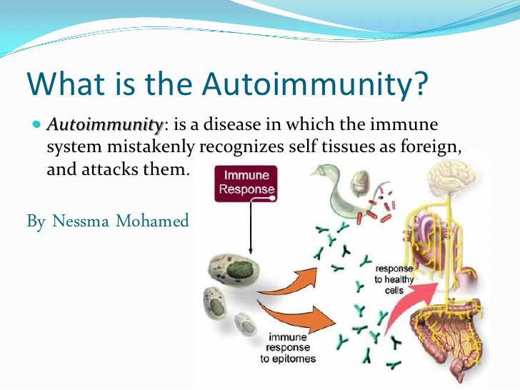a description of graves a basic defect in the immune system Autoimmune disease: an illness that occurs when the body tissues are attacked by its own immune system the immune system is a complex organization within the body that is designed normally to seek and destroy invaders of the body, including infectious agents.