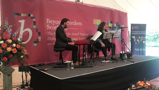 Beyond Borders – Scotland's two-day festival is a success!