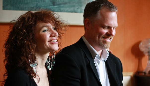 MUSIC REVIEW: Jacqui Dankworth & Charlie Wood