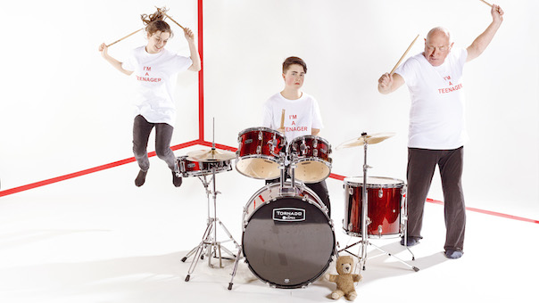 Teenage Trilogy in association with Perth Theatre