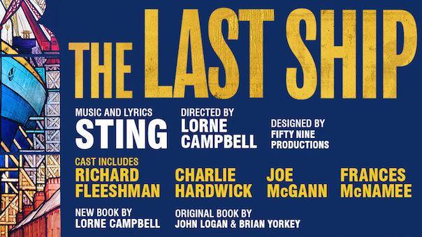THEATRE REVIEW: The Last Ship • reviewsphere