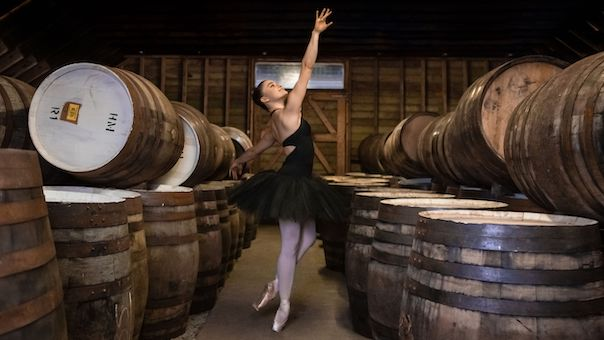 Highland Park and Scottish Ballet share a special whisky • reviewsphere