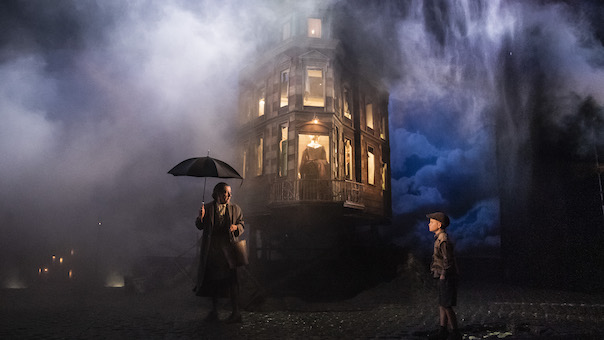 An Inspector Calls @ Edinburgh King's Theatre • reviewsphere